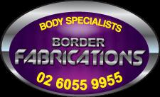 Border Fabrications Logo